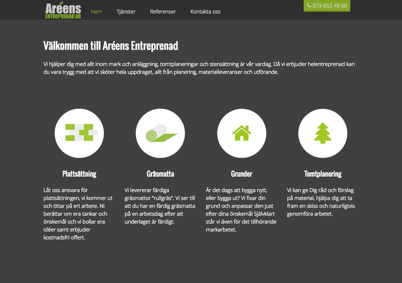 Aréens Entreprenad