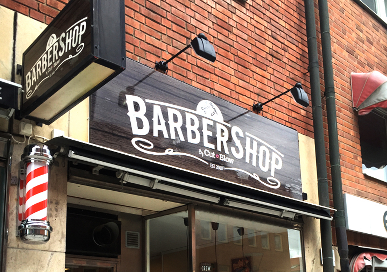 Barbershop by Cutnblow