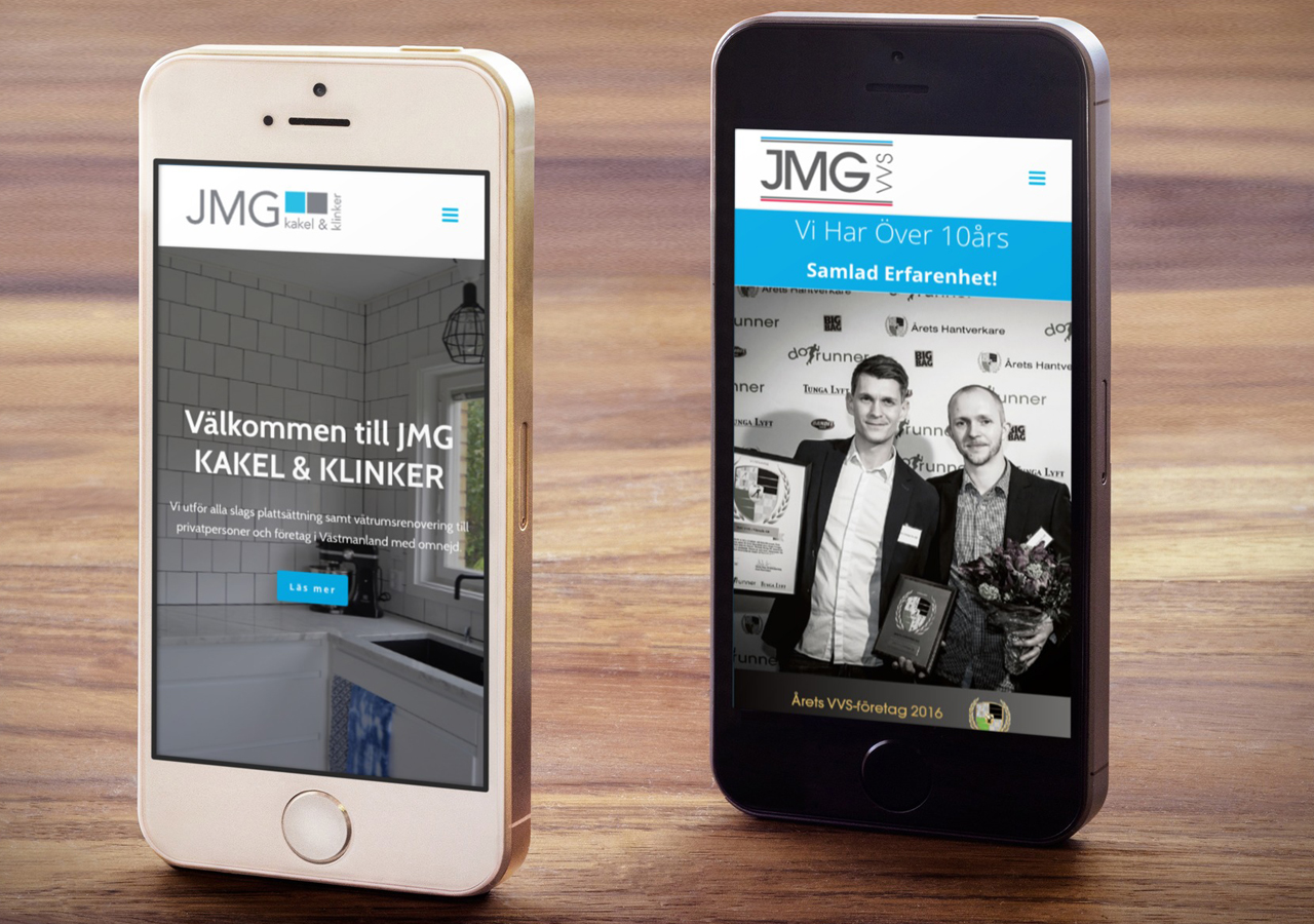 JMG Kakel & Klinker + JMG Vvs